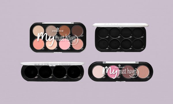 Essence primavera / estate 2017: Nuovi ombretti in cialda My Must Haves
