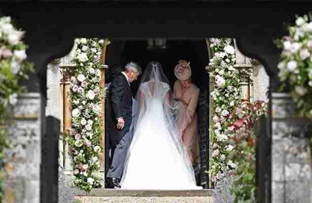Pippa Middleton Nozze Da Favola : Make-up Sposa