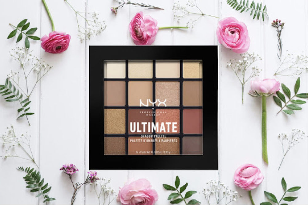 NYX ULTIMATE SHADOW PALETTE OCCHI