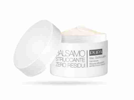 Pupa Balsamo struccante zero residui per pelli delicate