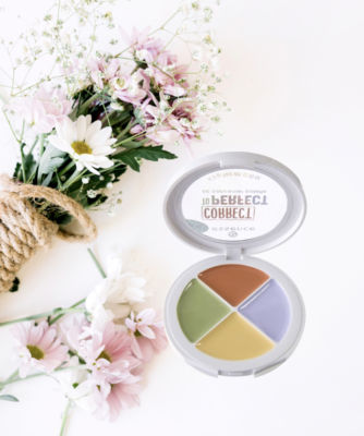 Essence Correct To Perfect cc Palette Correttori Viso Anti Imperfezioni