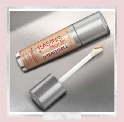 Rimmel Fondotinta Lasting Finish Breathable 25H