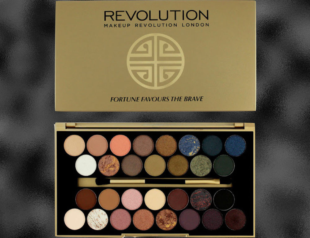 Make Up Revolution Palette Fortune Favours