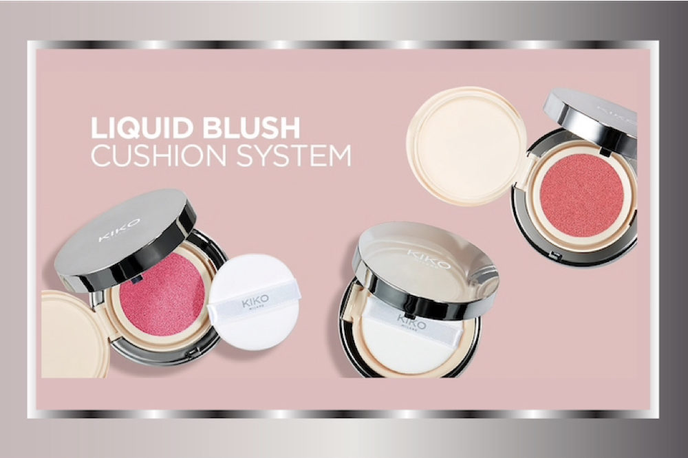 Liquid Blush Cushion System Kiko Milano