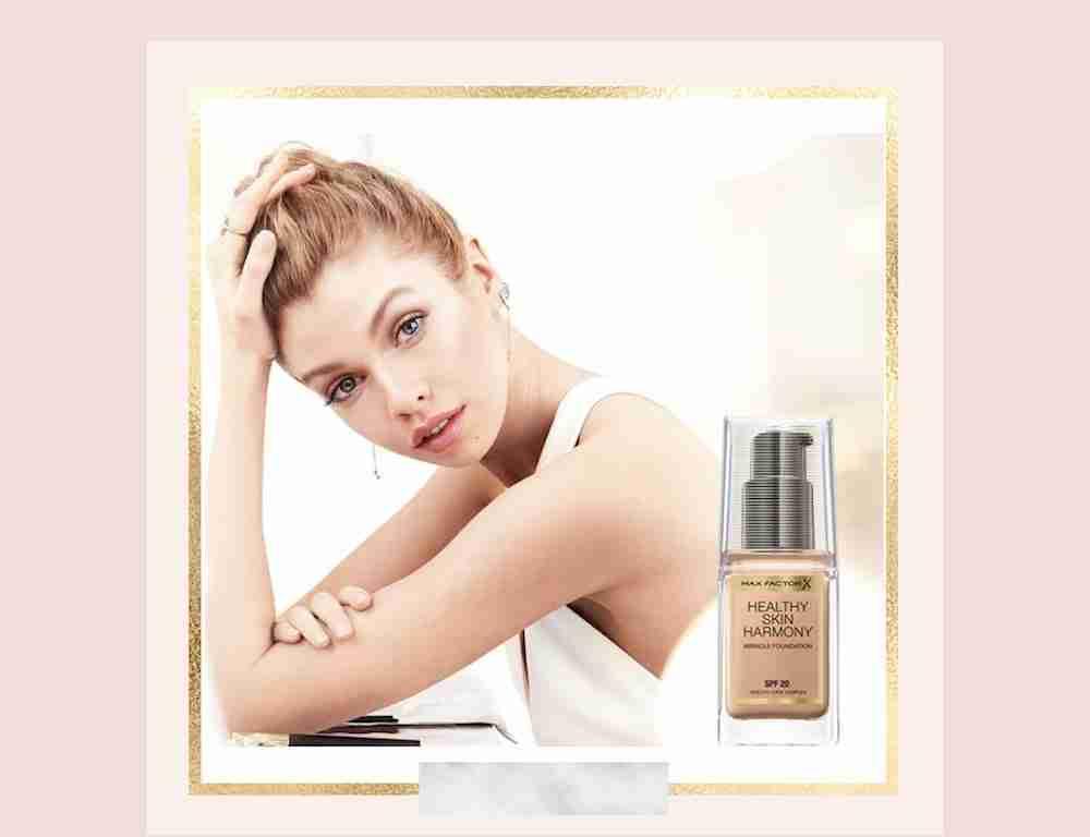 Fondotinta Healthy Skin Harmony Max Factor