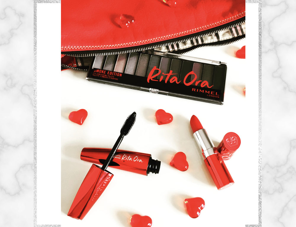 Red Instinct Collection Rimmel London By Rita Ora