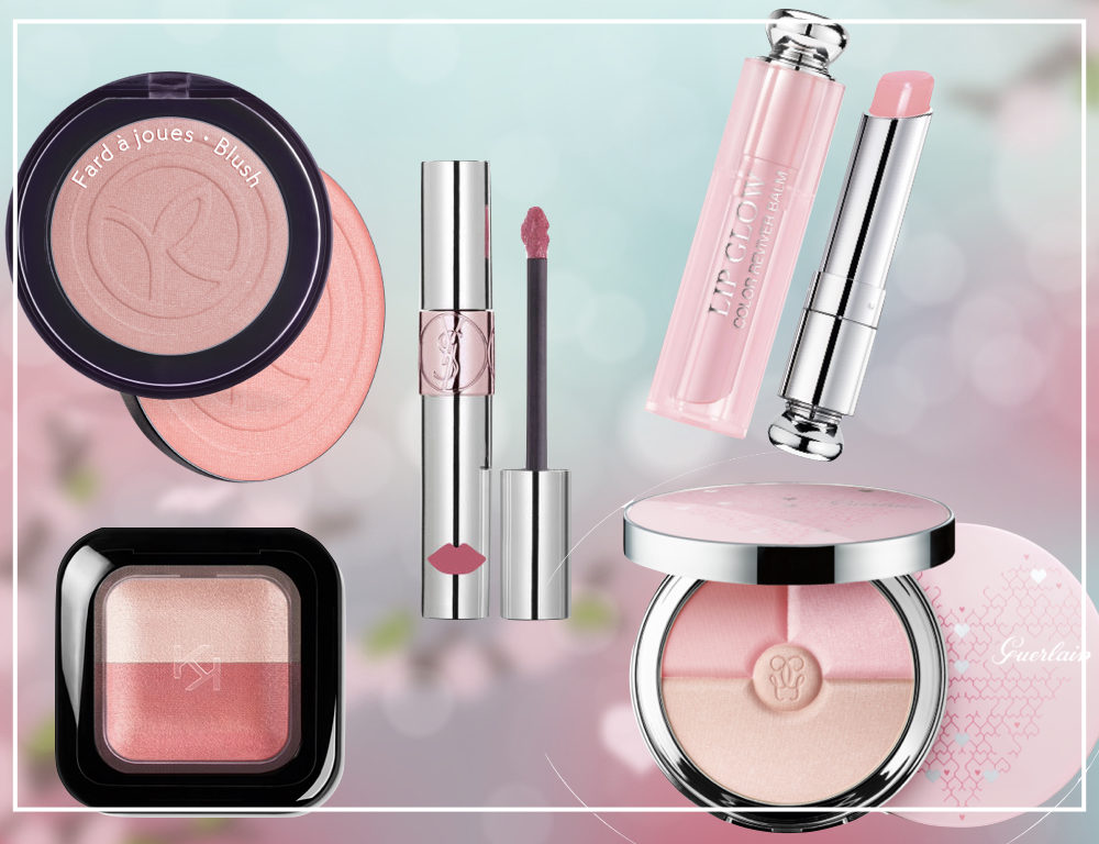 Make up Primavera In Rosa