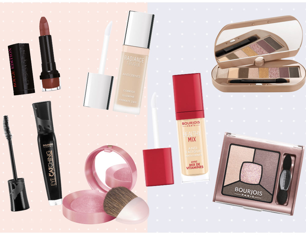 Bourjois make up finalmente in Italia!