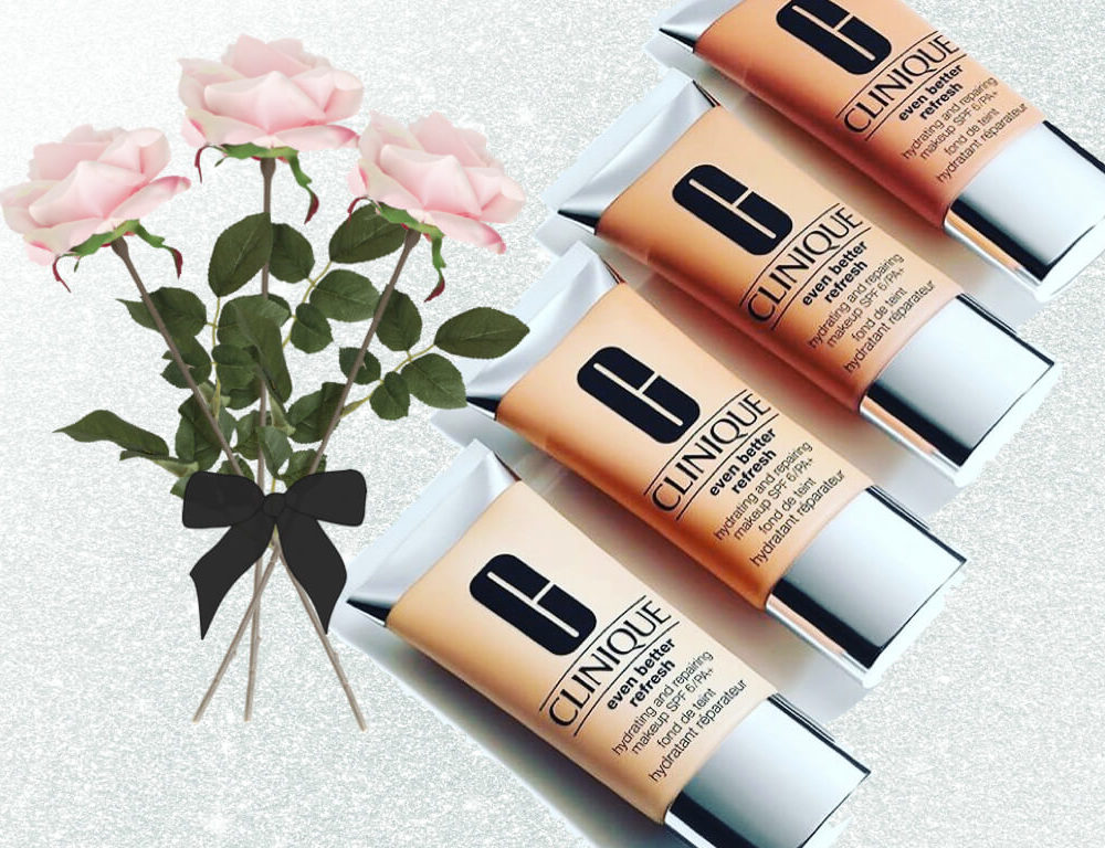 Nuovo fondotinta Clinique Even Better Refresh Hydrating and Repairing Makeup