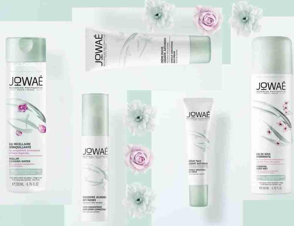 Jowaé Nuova linea cosmetica basata sulla tradizione coreana