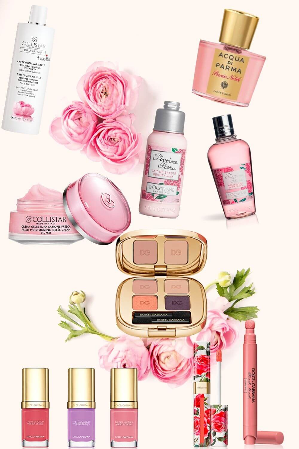 Peonia: Must Have del beauty case