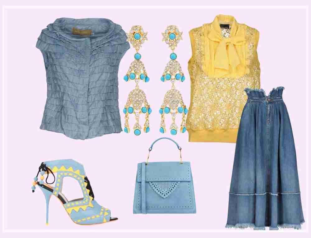 Idee outfit: Come abbinare il giallo