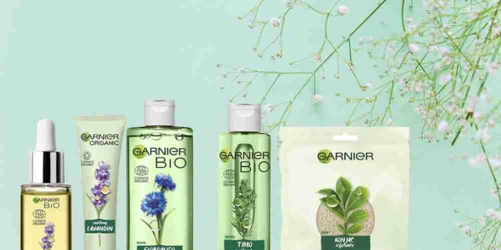 Garnier Bio: La nuova linea Bio al 100%