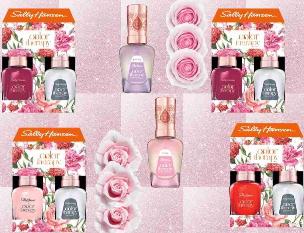 Flower Collection: Nuova collezione in edizione limitata per unghie sane curate e super trendy di Sally Hansen