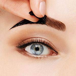 Tattoo Brow 3 Days Maybelline: Tinta Sopracciglia peel off