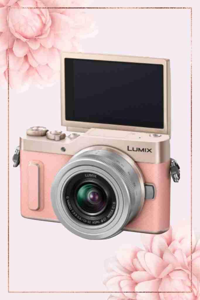 Panasonic Lumix DC-GF10: Una fantastica Mirrorless tutta rosa