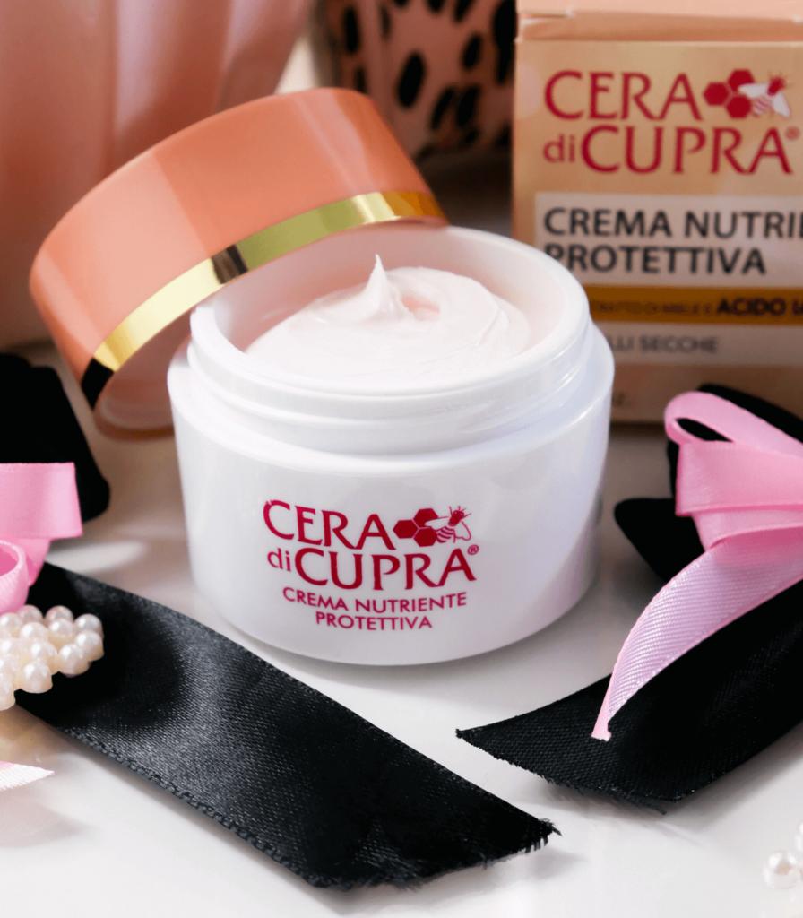 Cera di Cupra: Crema nutriente protettiva per pelli secche