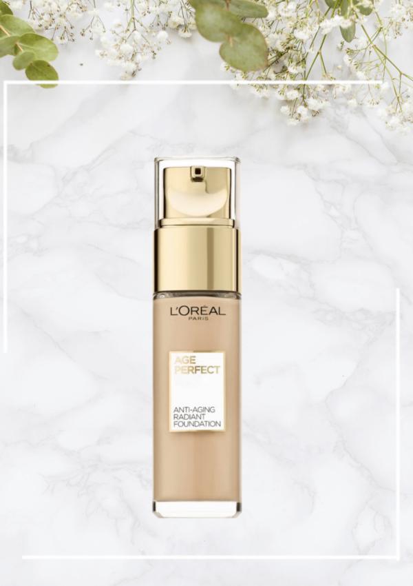 L'Oréal Paris Age Perfect fondotinta ringiovanente e illuminante