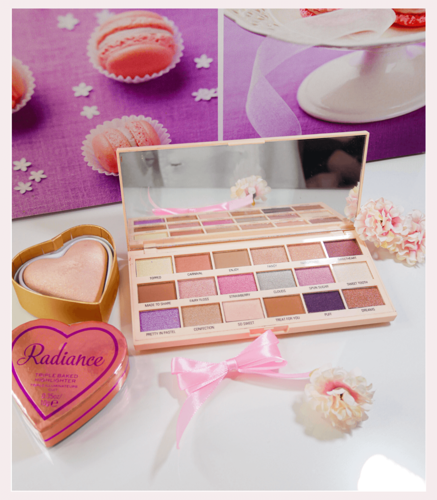 I Heart Revolution Palette occhi Cotton Candy