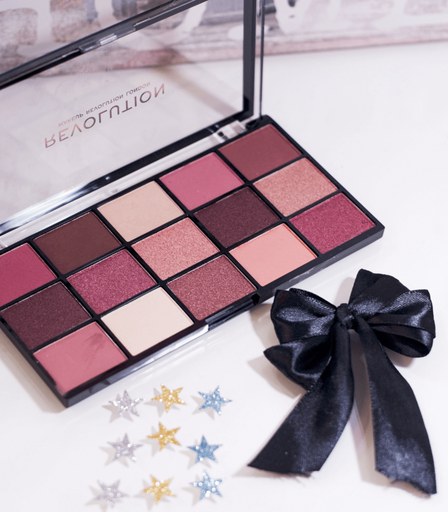 Revolution Reloaded Provocative Eyeshadow Palette