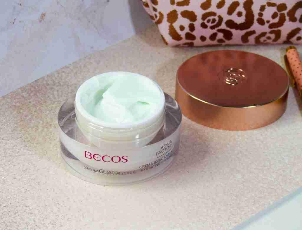Becos Aqua Factor Crema Idratante