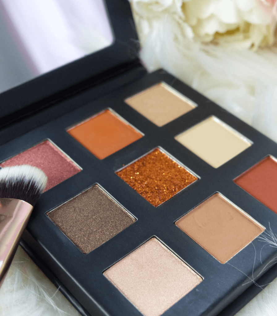 Catrice: Glitterholic Eyeshadow Palette C02