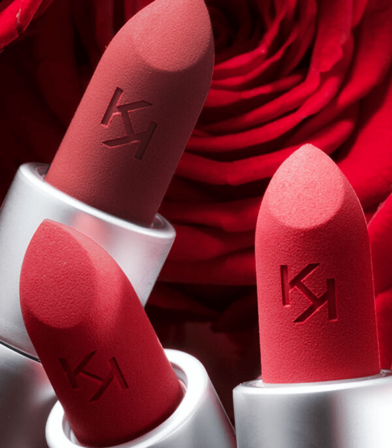 Kiko Powder Power Lipstick Rossetto leggero dal finish mat