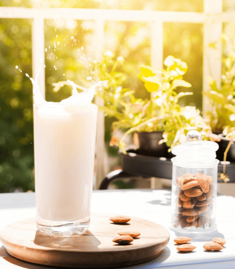 Ricetta latte detergente alle mandorle