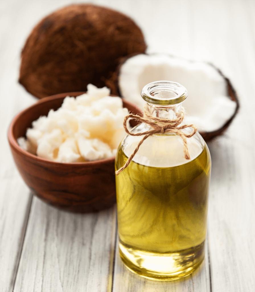 Crema corpo all'olio di cocco