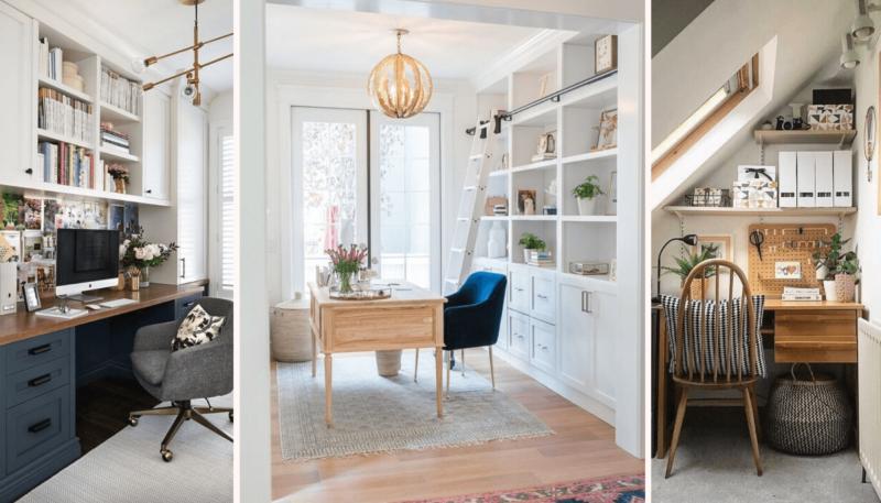 Come progettare un piccolo ufficio in casa
