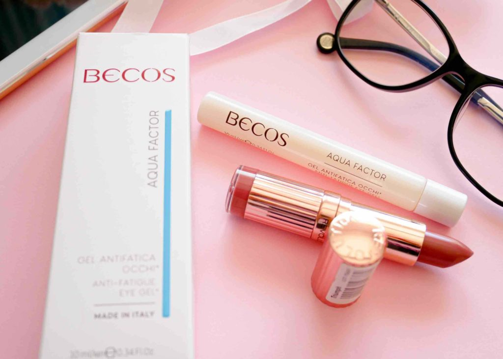 Becos Aqua Factor Gel Antifatica Occhi