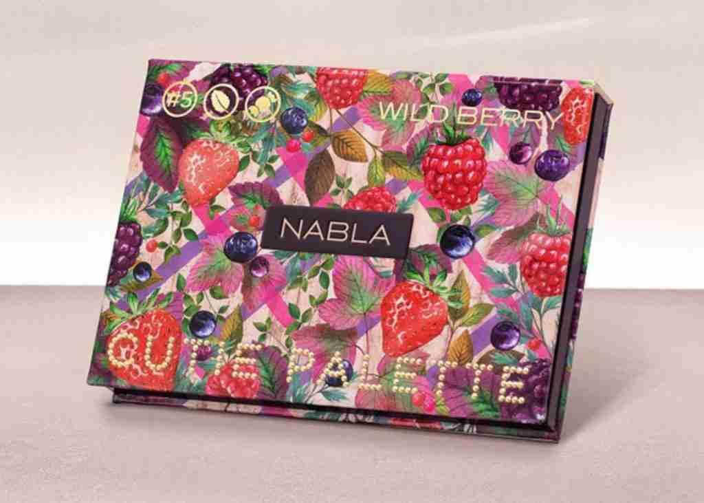 Cutie Palette Wild Berry Nabla