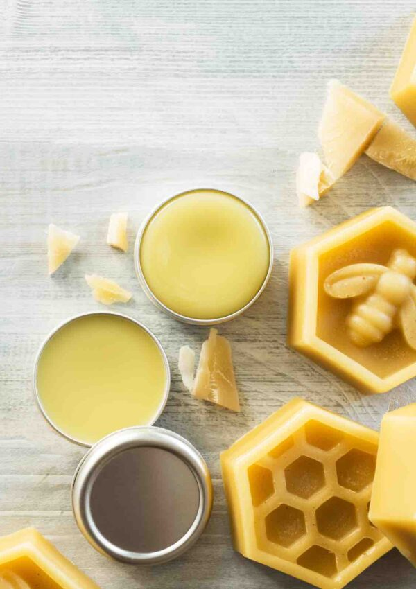 Balsamo labbra al miele