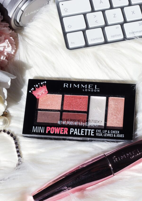 Mini Power Palette Rimmel London