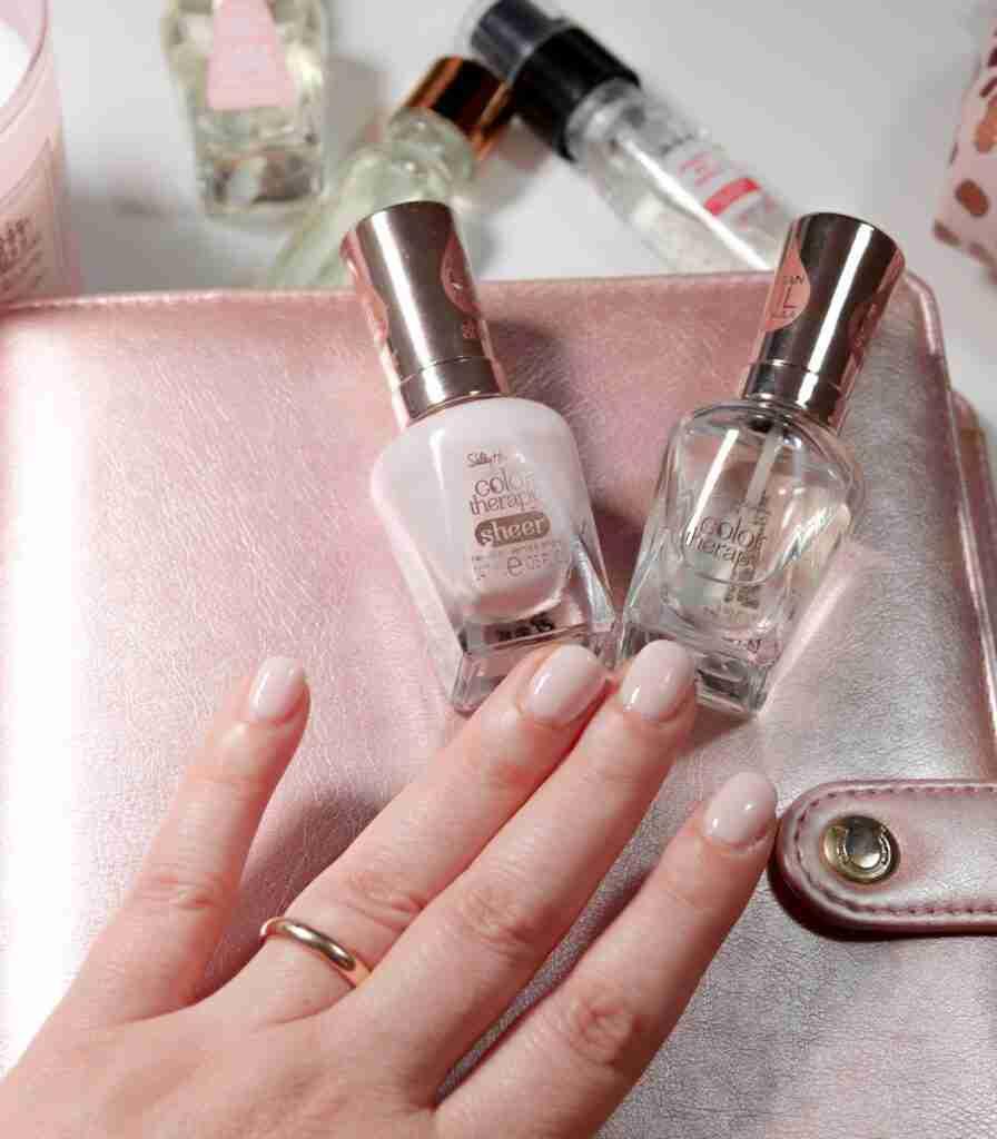 Manicure perfetta anche in casa con Sally Hansen