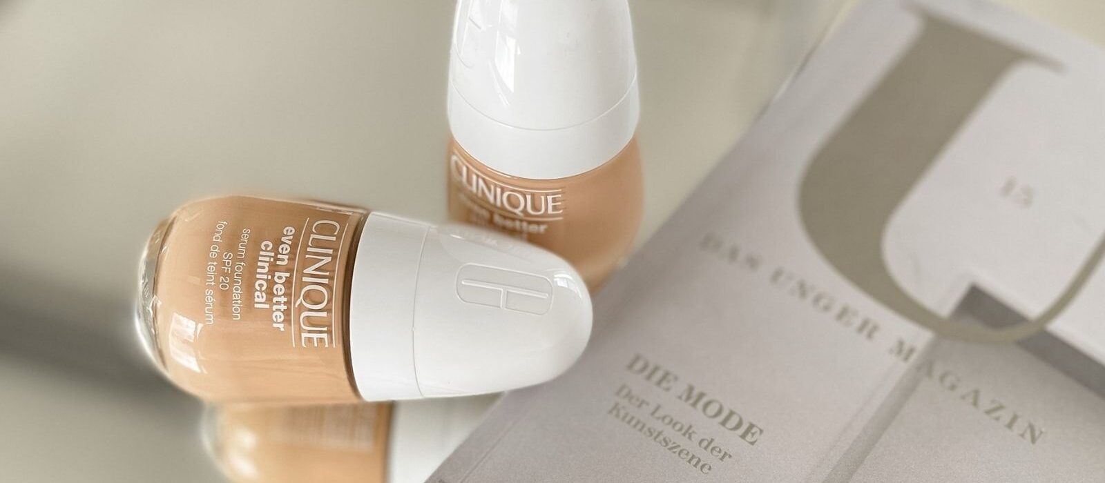 Fondotinta Clinique Even Better Clinical Serum Foundation
