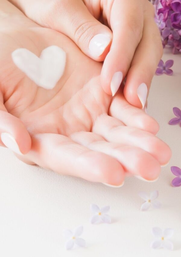 Crema naturale per mani screpolate
