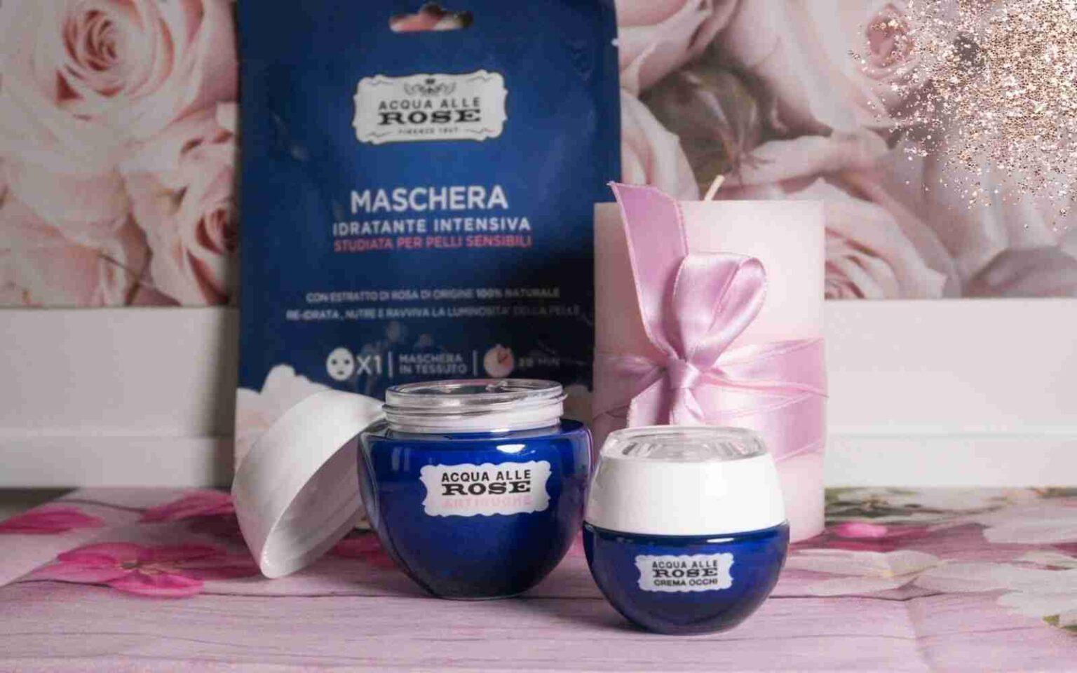 Acqua alle Rose: SkinCare Routine Sensitive
