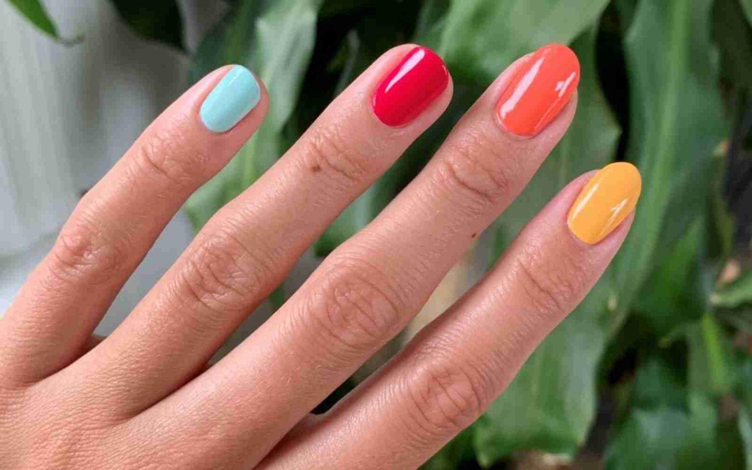 Unghie Estive: Tantissime idee per la manicure